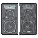 vector concert speakers