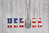 dog tags for heroes