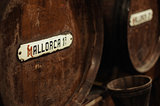 Barrel of wine from Majorca, Spain