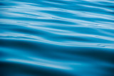 Ripples on the oceans surface