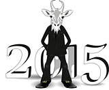 year white goat