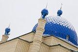 Muslim, islam Mosque. Kazakhstan.