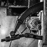 Machine spring