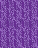 purple seamless background with floral pattern