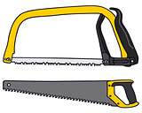 Yellow saws