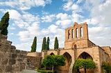 Bellapais Abbey. Kyrenia, Cyprus