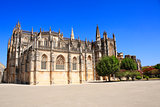 Dominican monastery in Batalha, Portugal