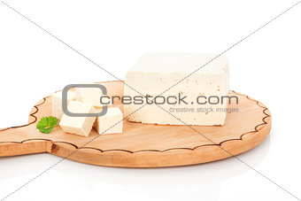 Tofu.