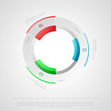 Abstract vector illustration for business