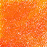 Orange pastel crayon vector background