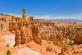 Summer day in Bryce Canyon