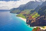 Na Pali Cost on Kauai