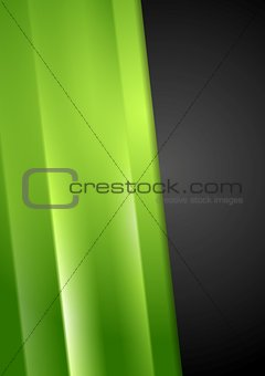 Abstract contrast vector background
