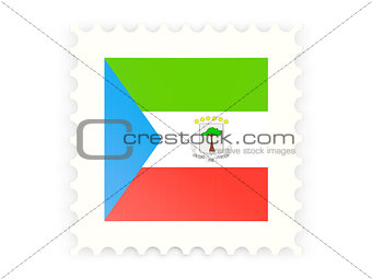 Postage stamp icon of equatorial guinea