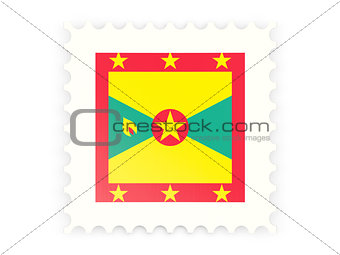 Postage stamp icon of grenada