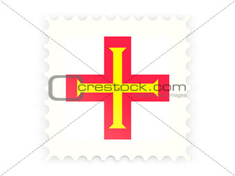 Postage stamp icon of guernsey