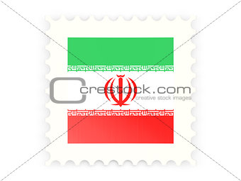 Postage stamp icon of iran