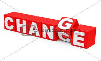 change and chance