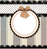 Vintage background, antique, t, black and white frame, beautiful old paper