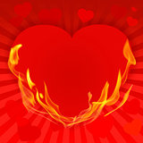 Valentine's Day red background-10