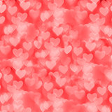 St. Valentine's Day bokeh background