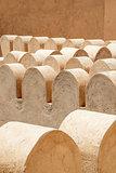 Details Fort Nizwa
