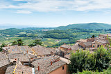 Landscape Montepulciano