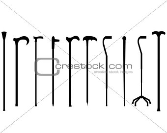 canes black