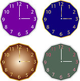clocks collection