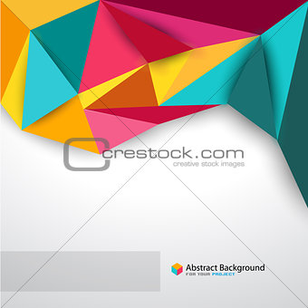 Abstract high tech background for covers and flyers