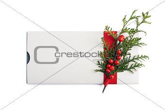 Beautiful xmas giftcard