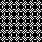 Design seamless monochrome lattice background