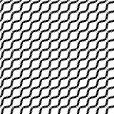 Design seamless monochrome ellipse lines pattern