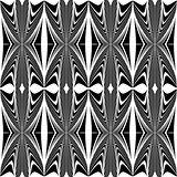 Design seamless geometric decorative pattern