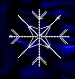 jewel snowflake