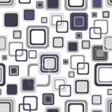 Seamless white-gray pattern