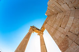 Temple of Apollo. Limassol District. Cyprus