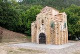 Saint Miguel de Lillo church, Asturies, Spain