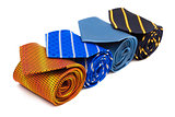 bright and fashionable ties
