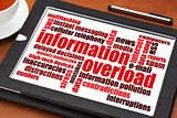 information overload concept