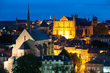 Night Poitiers