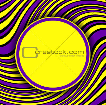 Bright Fashionable Background