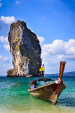 Krabi four islands tour on boat