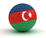 Azerbaijani Golf Ball