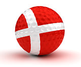 Danish Golf Ball
