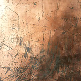 Copper Grunge Background