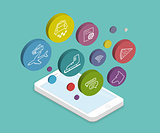 mobile lifestyle apps