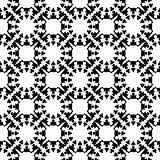 Design seamless monochrome lattice background
