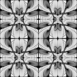 Design seamless decorative geometric pattern