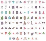 Big clothes set